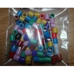 3 mm plastový ( balení 90ks )