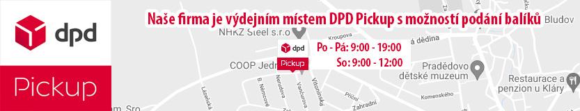 S&S Jiří Straka - DPD Pickup
